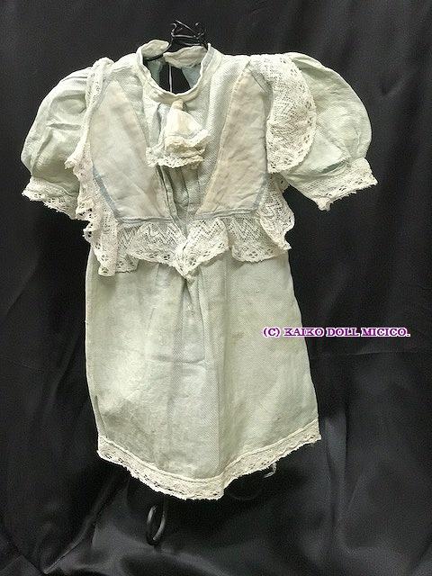 f6639e7201cb0 薄い水色のコットンドレス    オススメ商品 | ドレス 一覧へ戻る